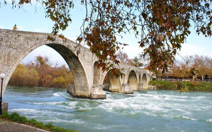 Cudesni kameni mostovi Grcke