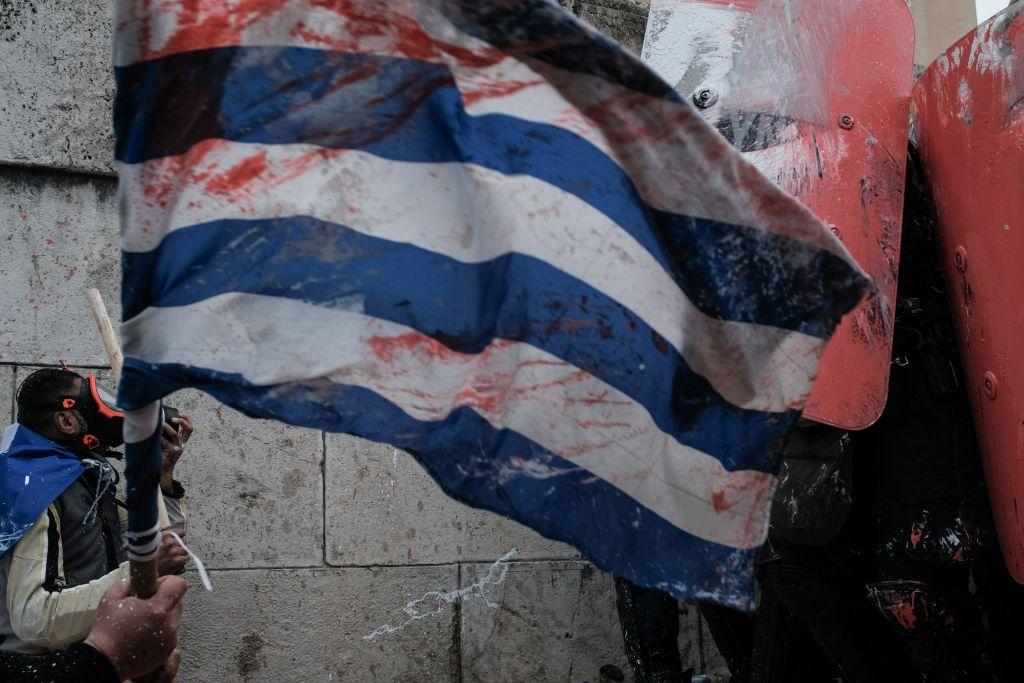 "Read more about the article Skupstina Grcke raspravlja o ""Prespanskom Sporazumu"" pod opsadom demonstranata"
