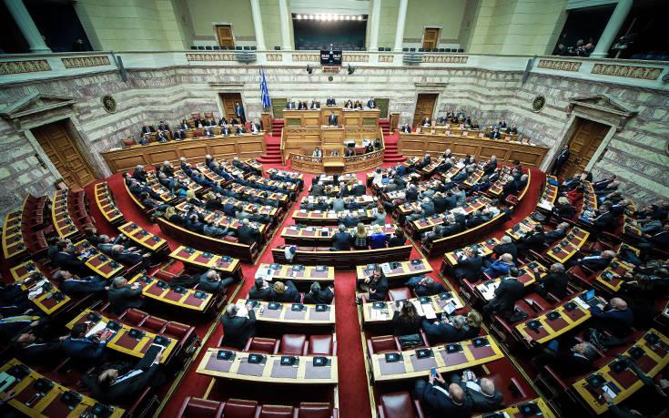 """Grcki Parlament izglasao """"Prespanski Sporazum"""" sa 153 glasa za sporazum"""