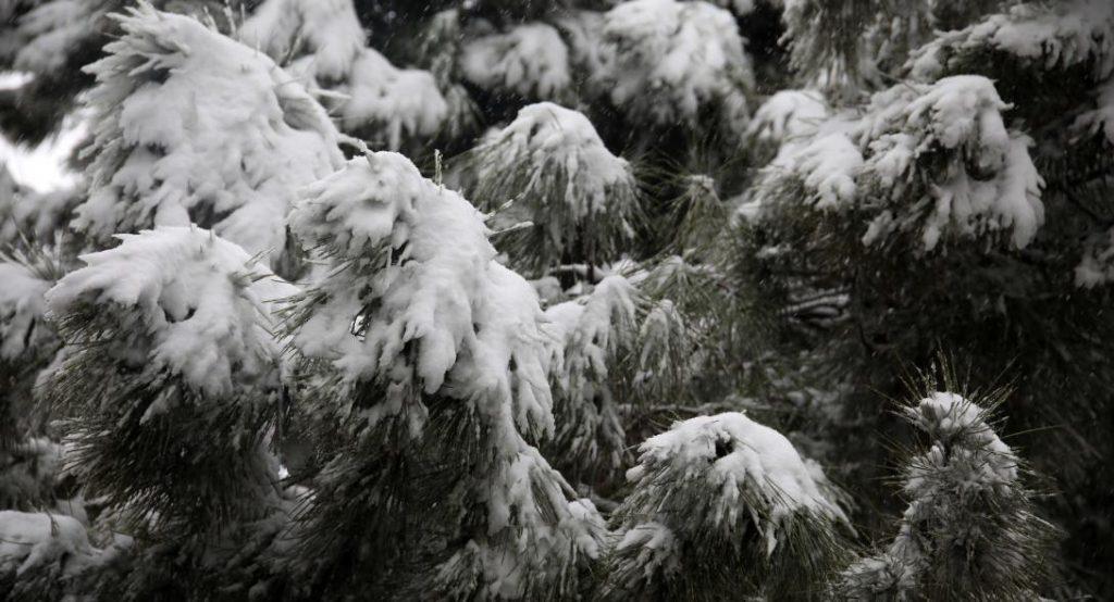 Sneg U Atini