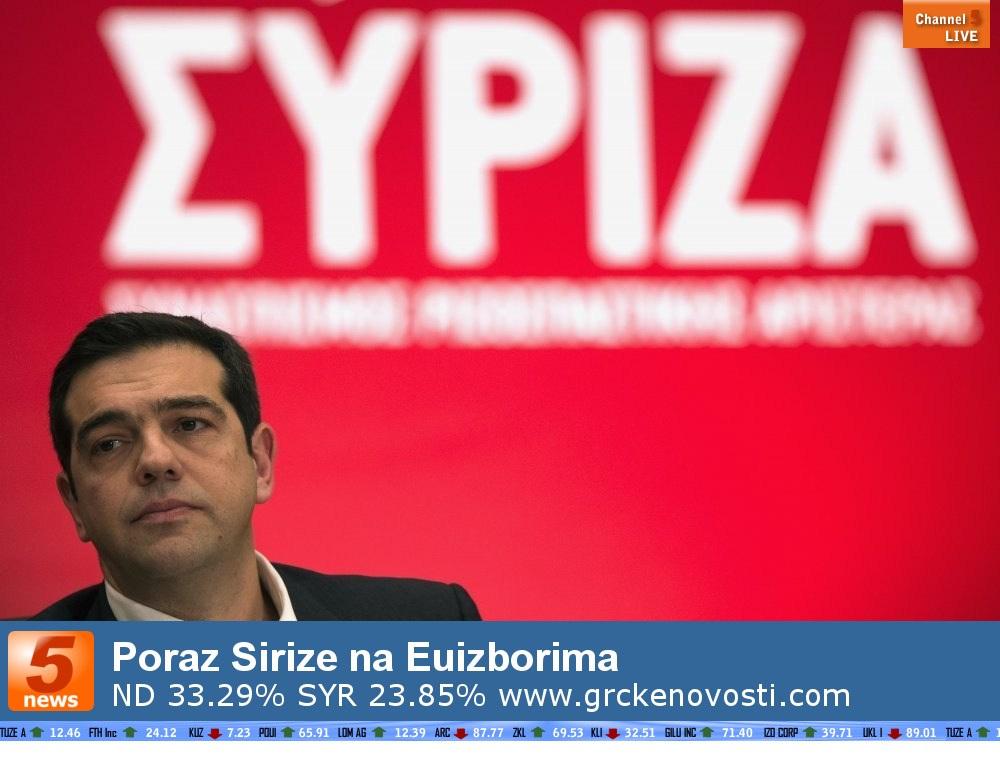 Read more about the article Poraz Sirize na Euroizborima , Cipras najavio ostavku