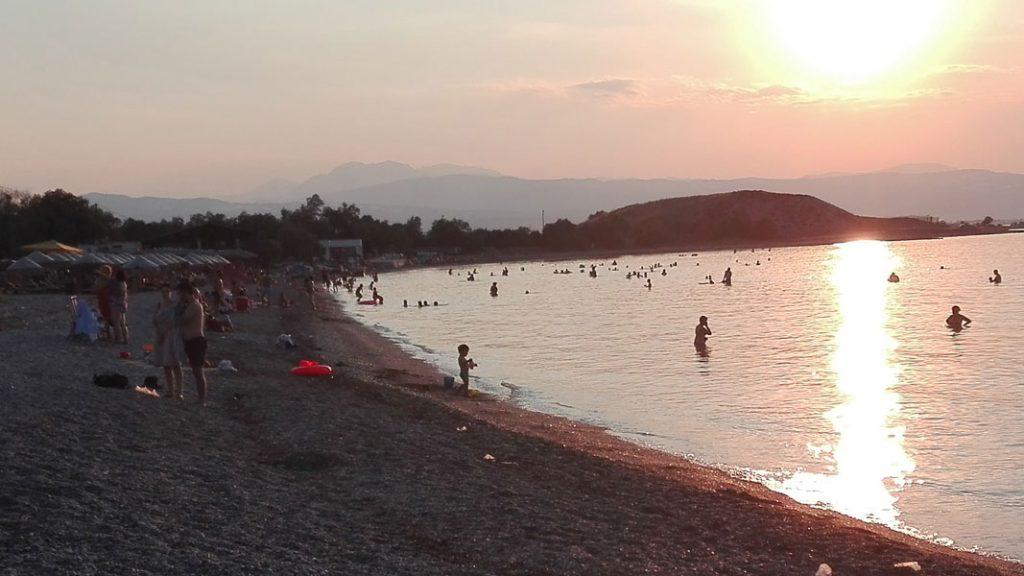 Plaza Kadare Korintos