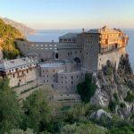 NAJLEPŠI MANASTIRI GRČKE – Manastir Simonos Petras