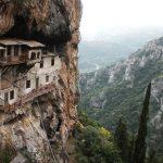 NAJLEPŠI MANASTIRI GRČKE –  Manastir Svetog Jovana Krstitelja