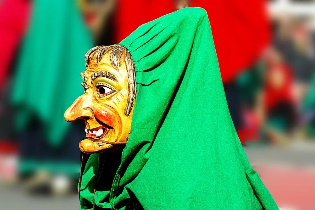 Karnevalska maska