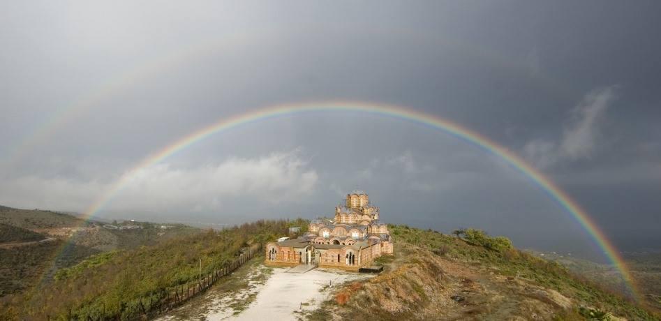 Najlepsi manastiri Grcke br.1 Manastir Svetih Raphaela, Nikole i Irene