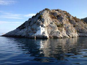 Krasopanagija Methana Peloponez Grčka