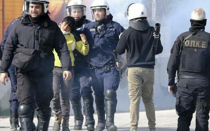 Evros: Danas je sprečen ulazak 4.354 ilegalnih imigranata, Uhapšenih 42