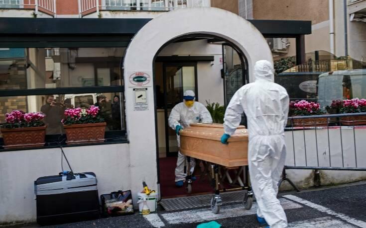 Prosečna starost preminulih u Italiji od koronavirusa je 79,5 godina