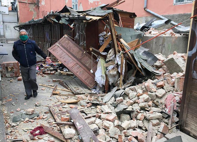 zemljotres zagreb