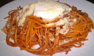 Špagete sa grčkog ostrva Anafi