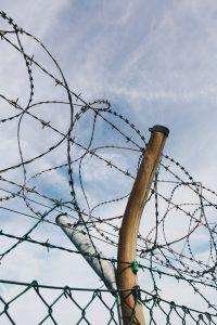 Grčke žičane prepreke na Granici