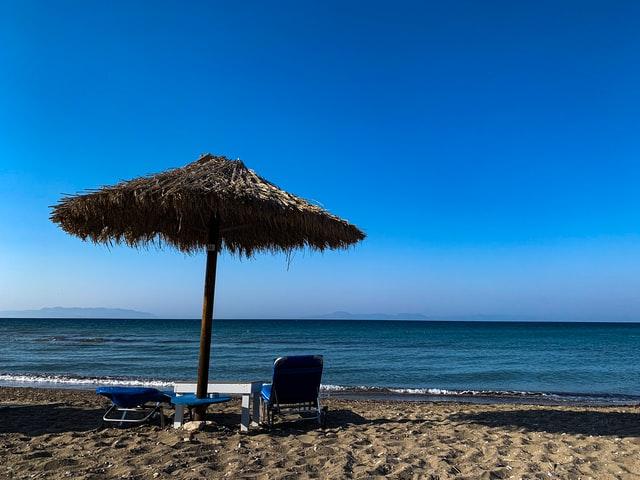 Odmor Grčka 2020