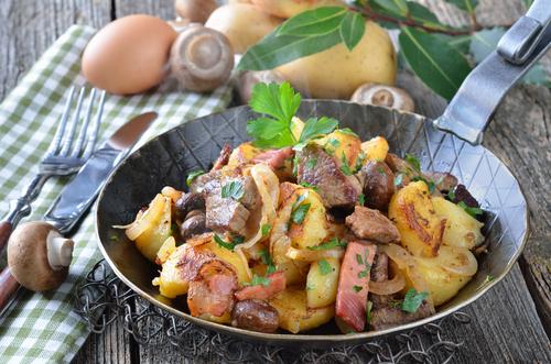 Grčki Recepti – Patato sa ostrva Amorgos