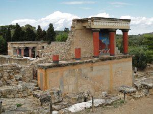 Knosos Grčka