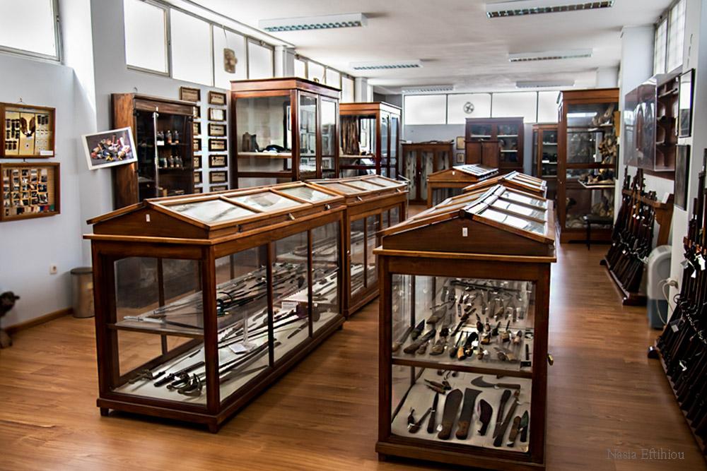 Kriminološki muzej u Atini
