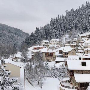 Zimovanje u Grčkoj
