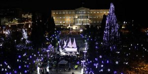 Nova godina u Atini