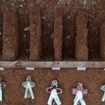 """Udahnite duboko i pogledajte video: """"U tišini, grčki grad sahranjuje mrtve od koronavirusa"""""""