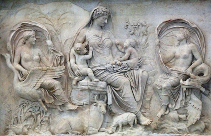 Danas Grci slave praznik Ipapanti – Dan majki