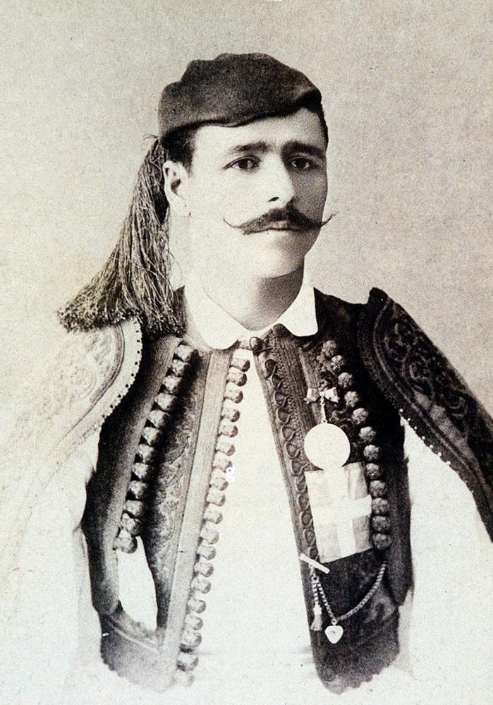 Grk Spiros Luis prvi pobednik Olimpijskog maratona 1896. godine