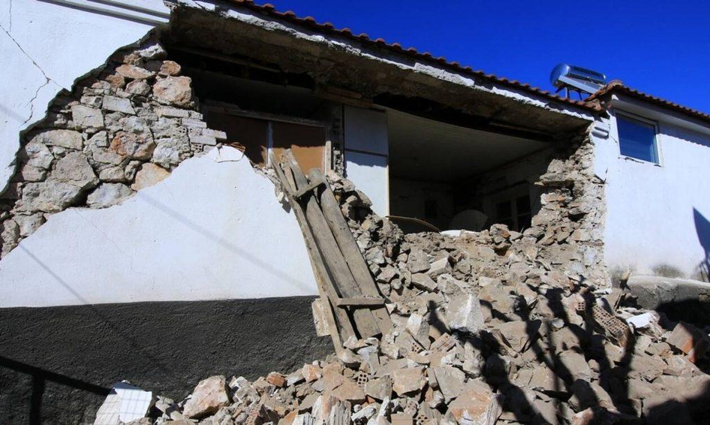 Zemljotres u Grčkoj 2