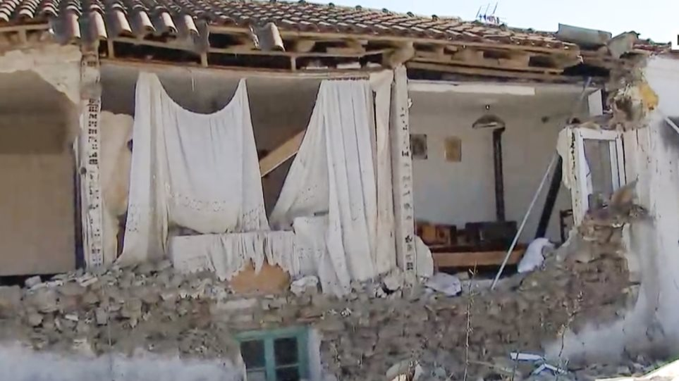 Zemljotres u Grčkoj