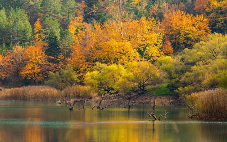 Jezero Tsivlu