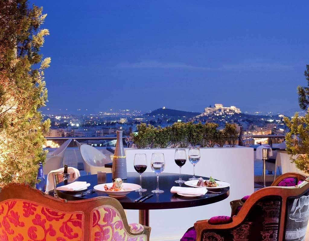 Galaxy Restaurant & Bar, Hilton Athens