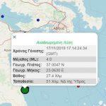 Zemljotres na ostrvu Hidra