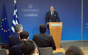 dendias ministar grčki