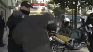 Policija zabrana kretanja