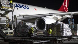 Turski piratski napad na kineski avion sa respiratorima za Španiju