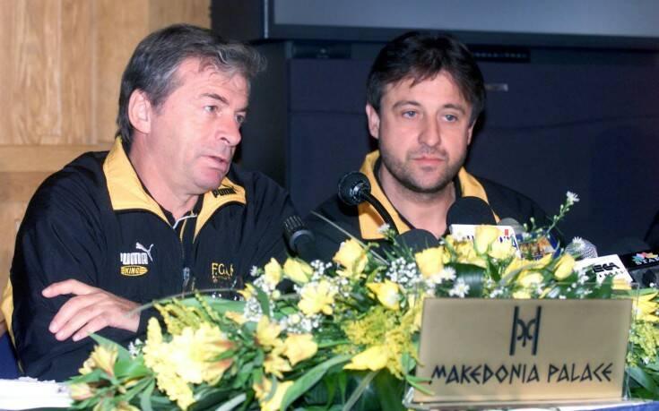Poslednje zbogom F.K. Aris svom bivšem treneru Iliji Petkoviću