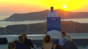 Micotakis Santorini