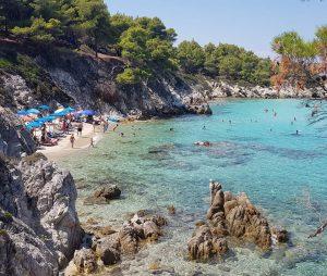 Kavurotripes Plaža Paradisos