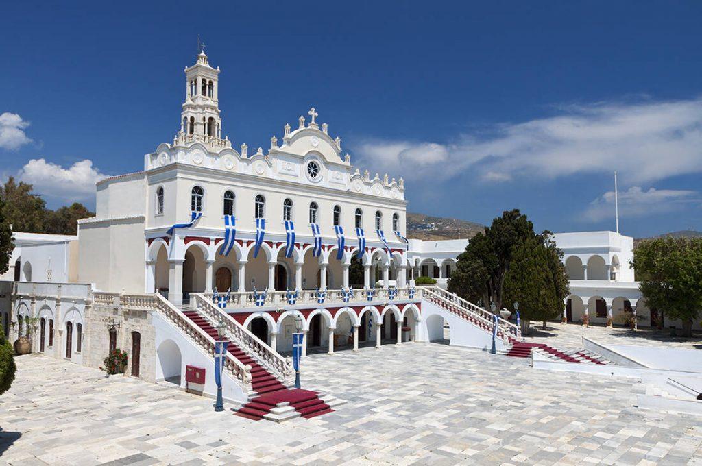 Crkva Bogorodica na Tinosu