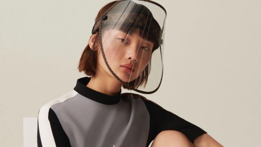 Luksuzni štitnik za lice od koronavirusa Louis Vuitton košta 962 dolara