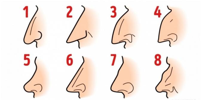 Šta vaš nos govori o vašoj ličnosti?