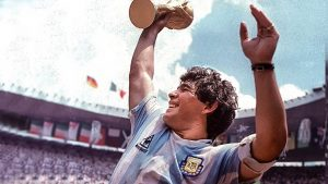Dijego Armando Maradona