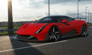 Albanski superautomobil