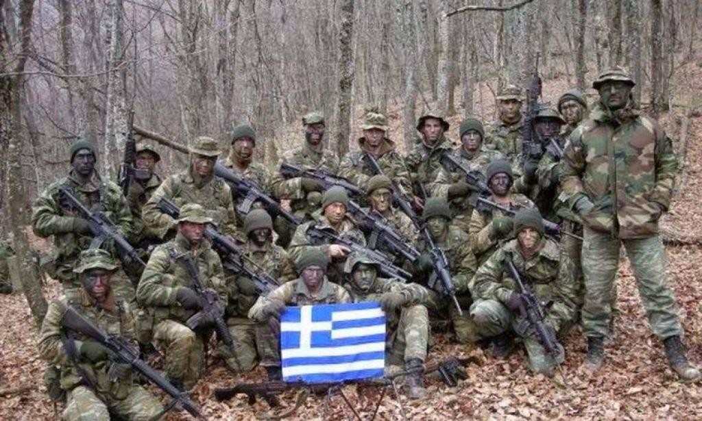 Grčka kopnena vojska