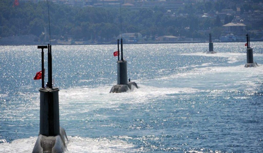 Turska Mornarica podmornice