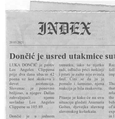 NBA Luka Dončić