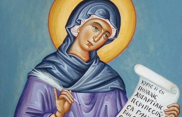 Vizantijska Monahinja Kasijani