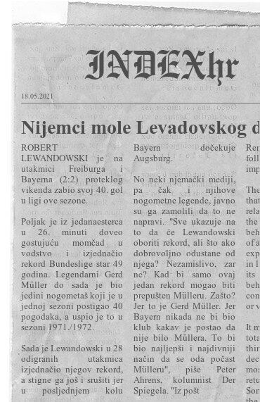 Read more about the article Nijemci mole Levadovskog da ne sruši Gerdov rekord: Nemoj igrati, napravi to iz poštovanja